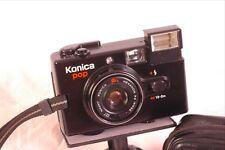 Konica  POP 35mm rangefinder film style camera vgc
