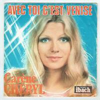Carène CHERYL Vinyle 45T L'AMOUR QUE L'ON SE DONNE -AVEC TOI VENISE -IBACH 60020