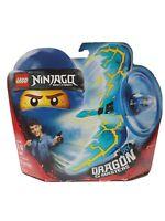 LEGO Ninjago Jay-Dragon Master of Spinjitzu 92 pcs 70646 New, Open/Damaged Box