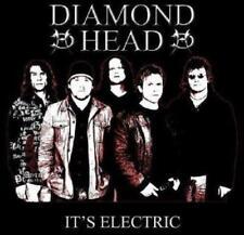 DIAMOND HEAD – IT'S ELECTRIC (NEW/SEALED) CD