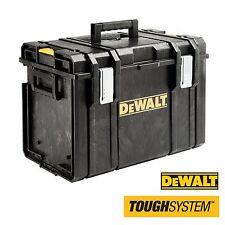 DeWalt 1-70-323 DS400 Tough System Tool Storage Box + Tool Tote Tray 170323