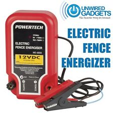 PowerTech ME6800 10km Electric Fence Energiser