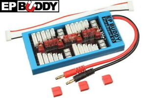 Buddy RC EPB-3201 Safe 40A ParaBoard V3 - XH w/ T Plug