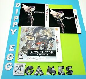Fire Emblem Awakening [Nintendo 3ds] cib Complete Cleaned&Tested☆MintyAF☆