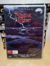 The Night Flier DVD Stephen King Australian Import Region FREE NEW & SEALED
