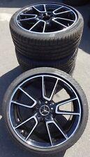 4 Mercedes-Benz Sommerräder 225/40 R19 93Y 255/35 R19 AMG C205 S205 A205 W205
