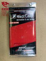 SEAT COVER FOR HONDA TRX 450 R (2006-2012) TRX450R TRX450 450R ATV QUAD RED