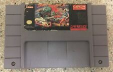 SNES Street Fighter II (2) 1991 / 1992 SNS-USA/Canada Assembled In Mexico