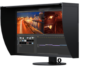 """EIZO CG319X-BK 31"""" LED IPS Reference Monitor - Only 183 Hours Use"""