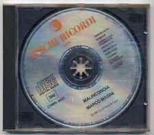 MARCO MASINI Malinconoia - CD a197