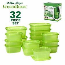 Debbie Meyer GreenBoxes 32 Piece Set – Keeps Fruits, Vegetables, Baked Goods and
