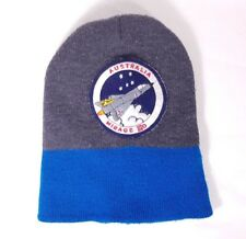 RAF Mirage III O Patch on Beanie Military RAAF Williamtown Squadron Cold War