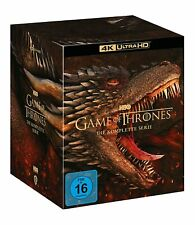 Game Of Thrones - Die komplette Serie ((4K Ultra HD Blu-ray, 2020, 33 Discs)