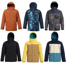 Burton Breach Jacket Herren-Snowboardjacke Funktionsjacke Skijacke Winterjacke