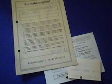 NSU PRINZ 1100 110 Hoja de datos Informe 1966 53CV PM