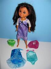 Dora's Explorer Girls Teen Teenager 12 inch Explore Doll/Clothes Outfits Lot