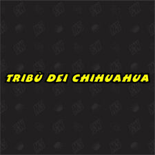 tribu dei Chihuahua - Adesivo, Moto GP, adesivo,Il Doctor, Valentino Rossi 46