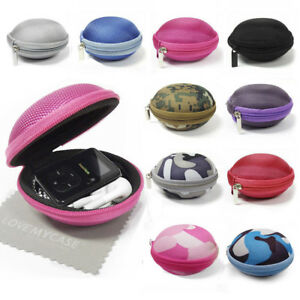 Fabric MP3 Player Clamshell Case For Sansa Clip / Sansa Clip+ / Sansa Clip Zip