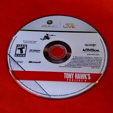 Tony Hawk's Project 8 (Microsoft Xbox 360, 2006) Disc Only # 5169