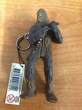 CHEWBACCA Star Wars Keychain Collection Figurine Series 2 Key Ring