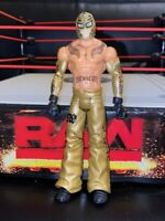 REY MYSTERIO WWE Mattel action figure BASIC Series toy PLAY Wrestling GOLD