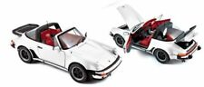 Porsche 911 Turbo Targa 1987 blanc 1:18 Norev