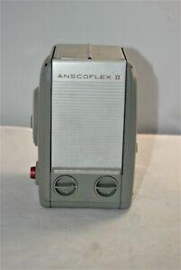 Ansco Anscoflex II Vintage TLR 620 Format Film Camera