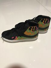 *NEW* Coach C202 High Top Fashion Sneakers G1420 Rare Colorway Size 9.5