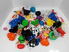 LOT F Mr Potato Head 140 pieces parts no spuds preowned some pieces need cleaneD