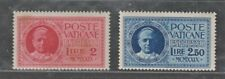 Vatican Stamps 1929 Pope Pius XI (Espresso) Mint, toned Complete set.
