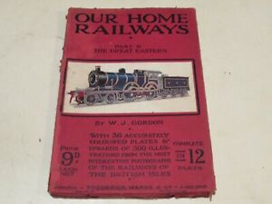 OUR HOME RAILWAYS PART 6 THE GREAT EASTERN