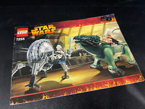 Lego Star Wars 7255 Instruction Manual