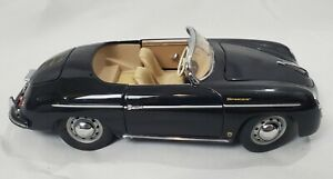 1955 Porsche 356 Speedster Limited Edition Franklin Mint 1:24 Scale B11D890