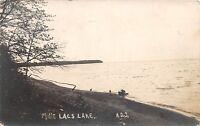 B20/ Mille Lacs Lake Minnesota Mn Real Photo RPPC Postcard c1910 Wahkon