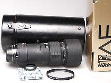Nikon Nikkor AF ED 300mm F/4 + case