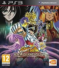 Saint Seiya Soldiers Soul Knights of the Zodiac PS3 PlayStation 3 Video Game