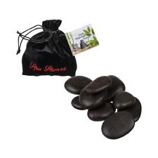 ootb Spa Hot Rocks Relaxing Massage Stones, 10x10x2 cm