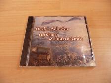 CD Heike Schäfer-un nuovo domani inizia - 2005 Nuovo/Scatola Originale Incl. l'estate è