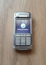 Sony Ericsson P910 - Ambient silver (Unlocked) Smartphone