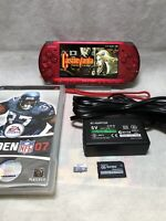 Sony PSP 3000 Radiant Rad System with 1 PSP game & Memory Card Bundle