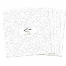 Essentials Gems By Wilmington Prints - White-Lite 10 Karat Gems / Layer Cake