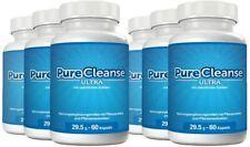6 x Pure Cleanse Ultra Inhalt: 360 Kapseln  PureCleanse Ultra BLITZVERSAND