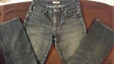 Chicos Jeans Womens Size 00 Regular The Platinum Flare Dark Wash Pants GG2