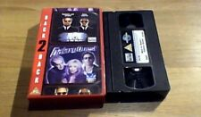 Men In Black / Galaxy Quest BACK 2 BACK UK PAL VHS VIDEO 2003 Will Smith Cult
