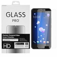 Film en verre trempé transparent pour HTC U11