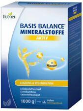 Hübner Basis Balance Mineralstoffe Aktiv 1kg, reduziert wg. knappem MHD 31.12.21