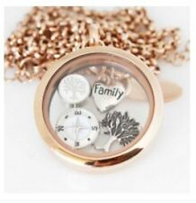 Family Friends Locket Fashion Necklaces & Pendants