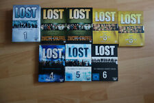 Lost Komplette Serie Staffel 1 + 2 + 3 + 4 + 5 + 6 DVD TOP