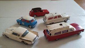 lot voitures corgi toys