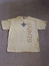 New Orleans Saints Long sleeve t shirt size XL